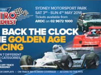 Coming Up: Sydney Retro Speedfest