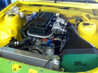 Photo Gallery: Touring Car Engines