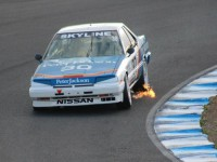 HERITAGE TOURING CARS CONNECT WITH THE V8 SLEUTH