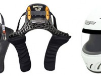 HTC Member Only Offer: CAMS Compliant Frontal Head Restraint & Helmet from Stand 21