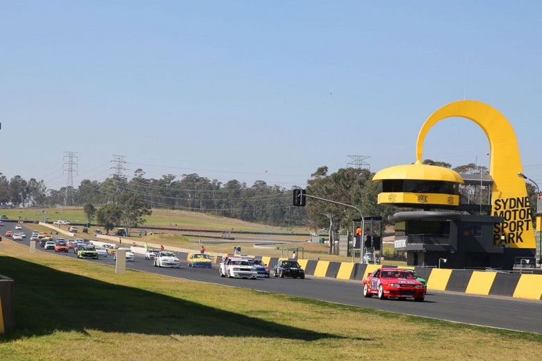 Strong Entry For Sydney Retro SpeedFest