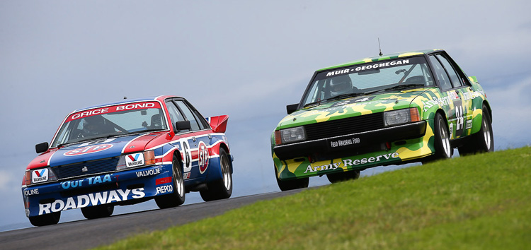 Photo Gallery: Sydney Retro Speedfest 2014 by Nathan Wong