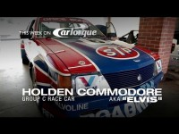Car Torque: Ed Singleton's Group C Holden Commodore 'Elvis'