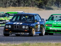 Heritage Touring Cars return to Queensland