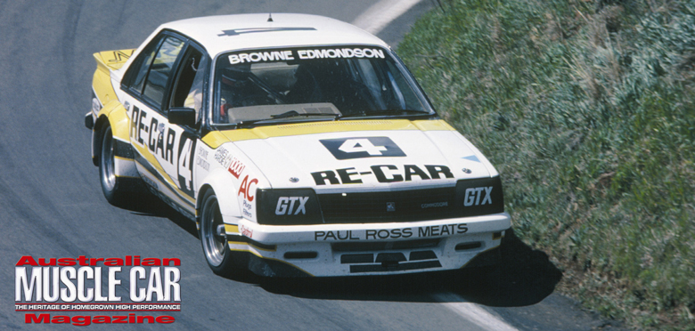 HTC Car Profile – Lindsay Woollard's Re-Car Commodore VC