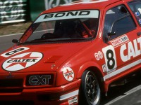 HTC Car Profile – Rod Markland's Caltex Ford Sierra RS500