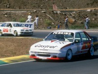 Perkins Commodore Returns To Racing At Muscle Car Masters