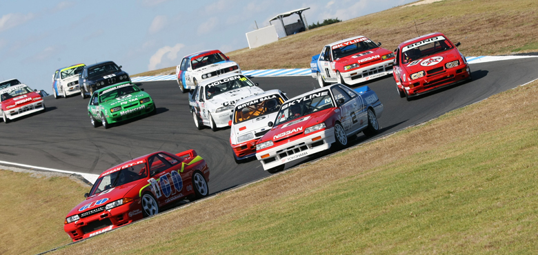 Heritage Touring Cars and Victorian Historic Racing Register Plan the Future