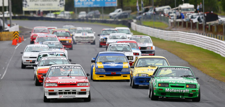 Six Round Calendar Confirmed For 2015 Heritage Touring Cars Championship