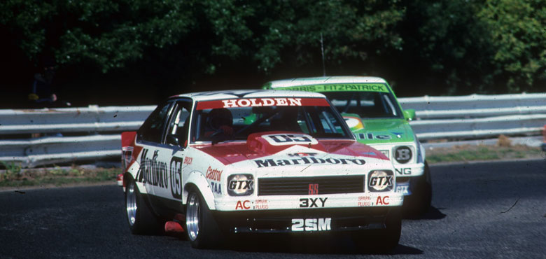 Peter Brock Headlines Shannons Legends of Motorsport Series Final