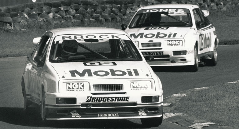 Peter Brock & Jones