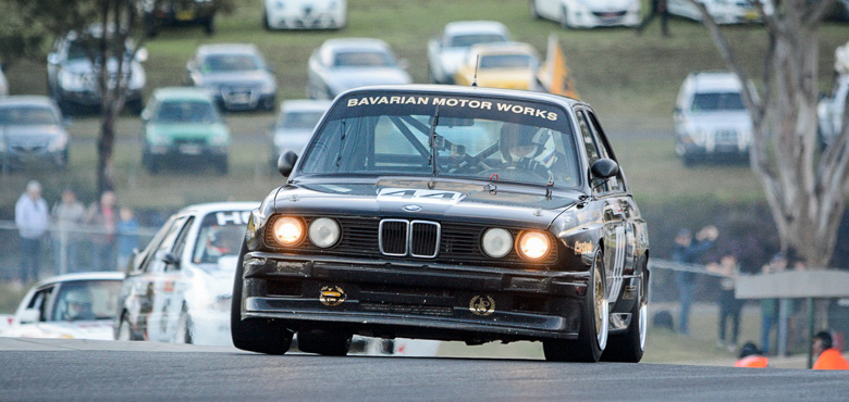 2014 Heritage Touring Cars Championship Results