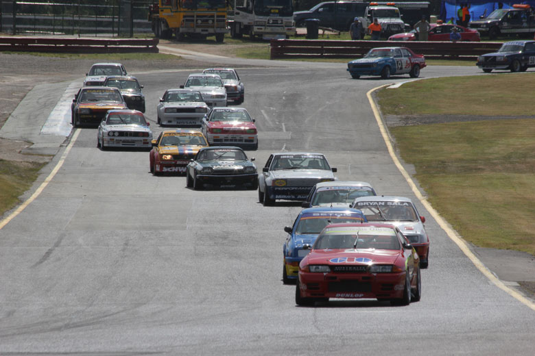 Heritage Touring Cars Sandown