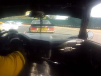 Video: On-Board for Race One at Historic Sandown