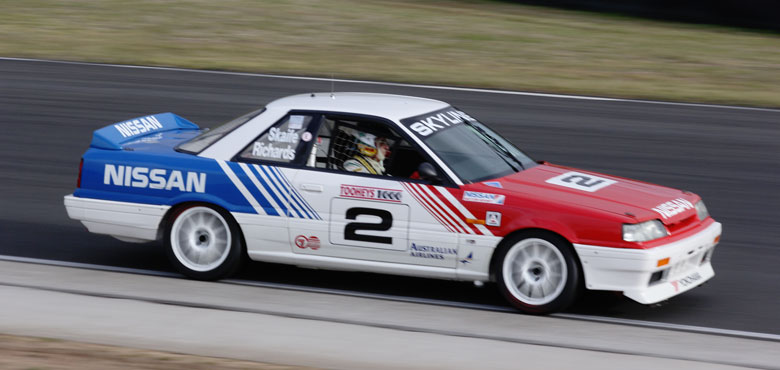 Racing Legend Jim Richards Headlines Sydney 500 Heritage Touring Car Field