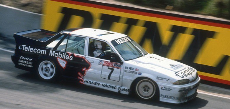 HTC Car Profile: Norm Mogg's HRT Commodore VL