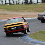 Heritage Touring Cars at Wakefield Park by Brent Murray