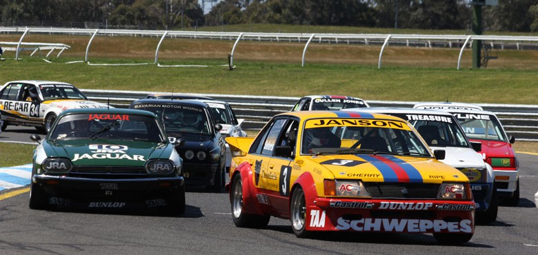 Heritage Touring Cars To Air On Network 10