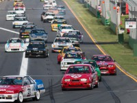 Heritage Touring Cars at the 2015 Formula 1® Rolex Australian Grand Prix by Rhys Vandersyde