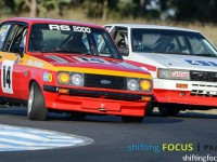 Heritage Touring Cars at the HRCC's  2015 Historic Warwick by Ian Welsh