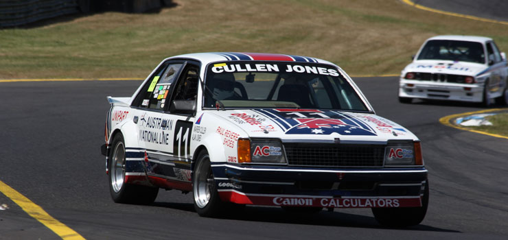 HTC Car Profile : Jeff Trembath's VC Commodore