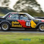 Heritage Touring Cars at the Lakeside Classic