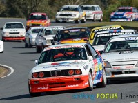 Heritage Touring Cars at the 2015 Lakeside Classic by Ian Welsh