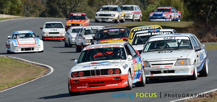 Legends of Bathurst Head to the Lakeside Classic