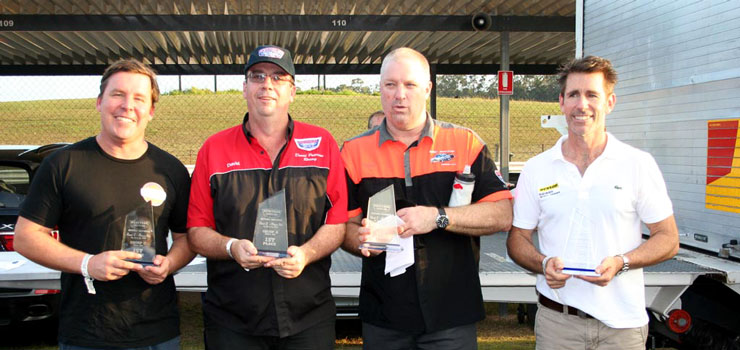 The Lakeside Classic Heritage Touring Cars Round 4 Presentation