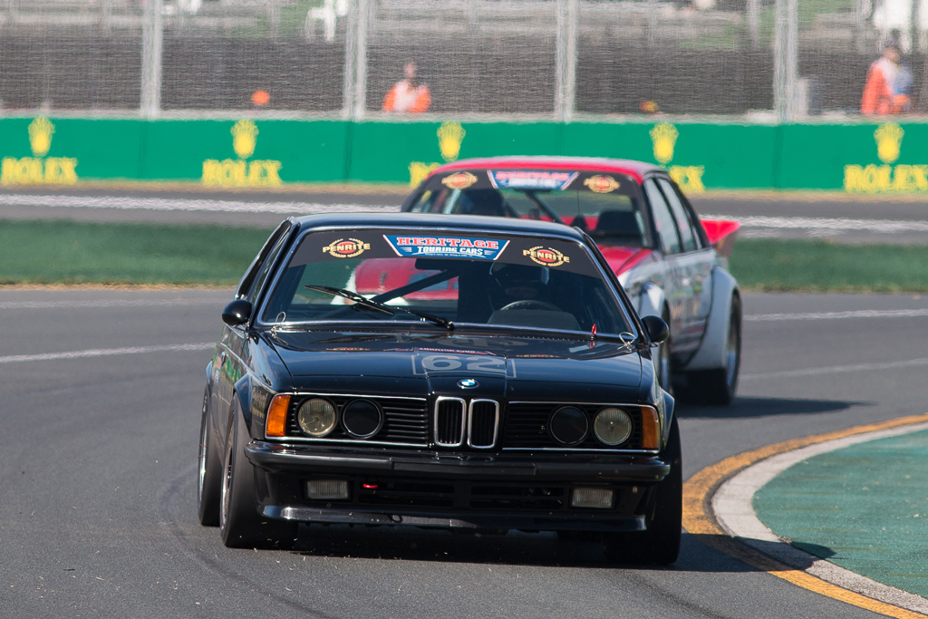 Ex-Jim Richards JPS BMW 635 CSi