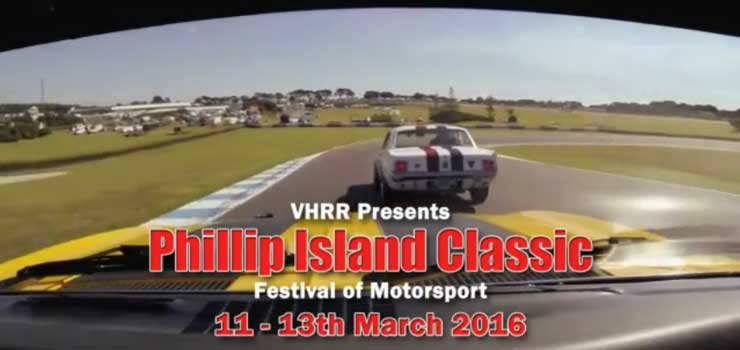 Get Ready for the 2016 Phillip Island Classic