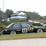 Heritage Touring Cars at the 2016 Phillip Island Classic