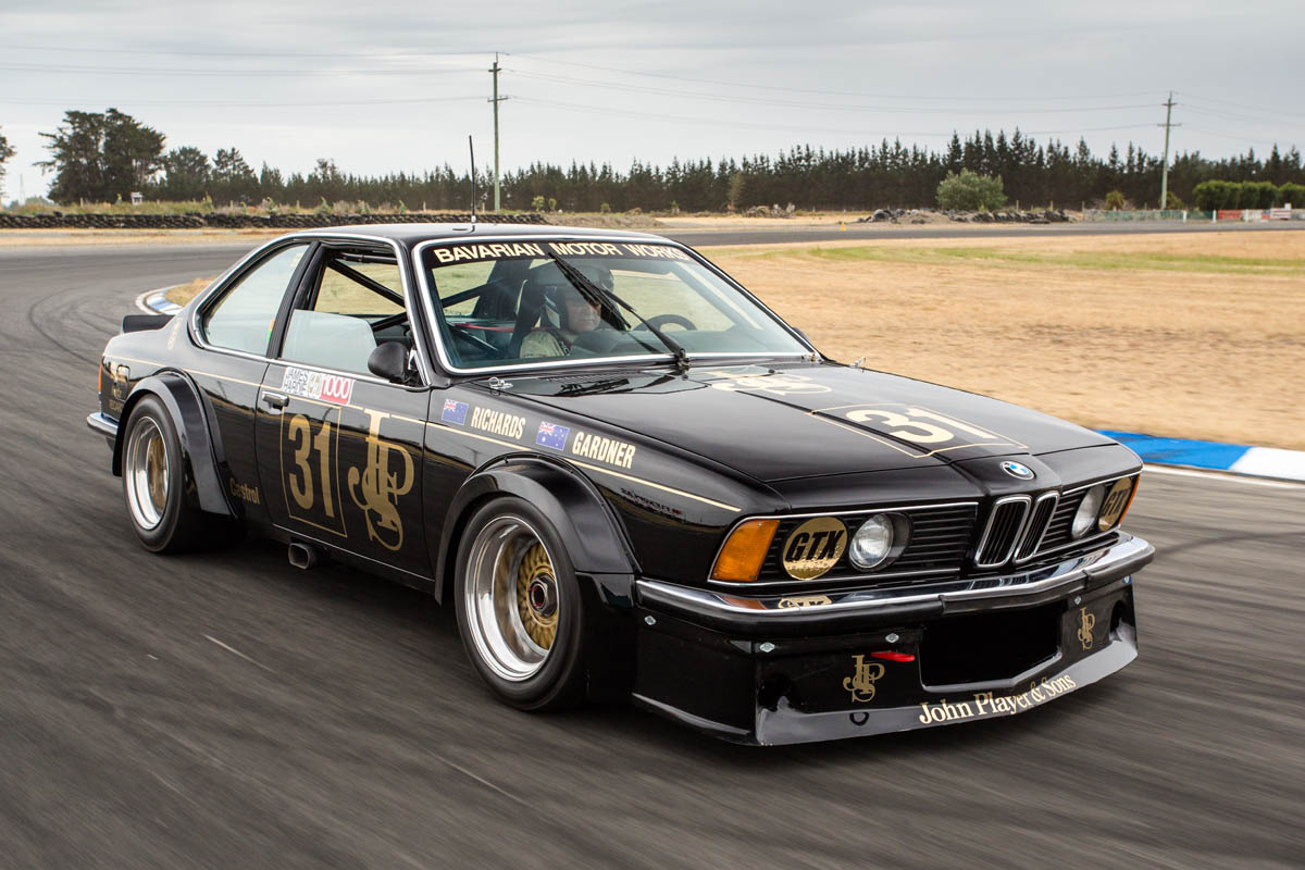 Group C JPS BMW 635 Coupe