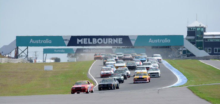 Five Cars Set for Heritage Touring Cars Debut in Magic 2019 Phillip Island Classic Field