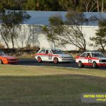 Heritage Touring Cars at Morgan Park