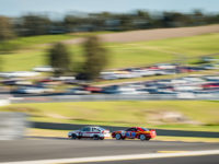 Heritage Touring Cars go Retro in Sydney