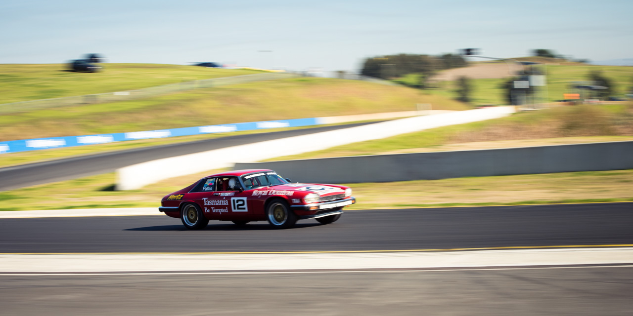 Heritage Touring Cars at Racefest