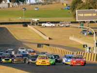 Heritage Touring Cars at the 2016 Sydney Retro Racefest by Brent Murray and Seth Reinhardt