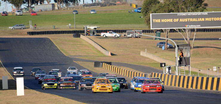 Heritage Touring Cars Heads to Muscle Car Masters with a Record Field of Bathurst Legends and Genuine Group C & A Touring Cars