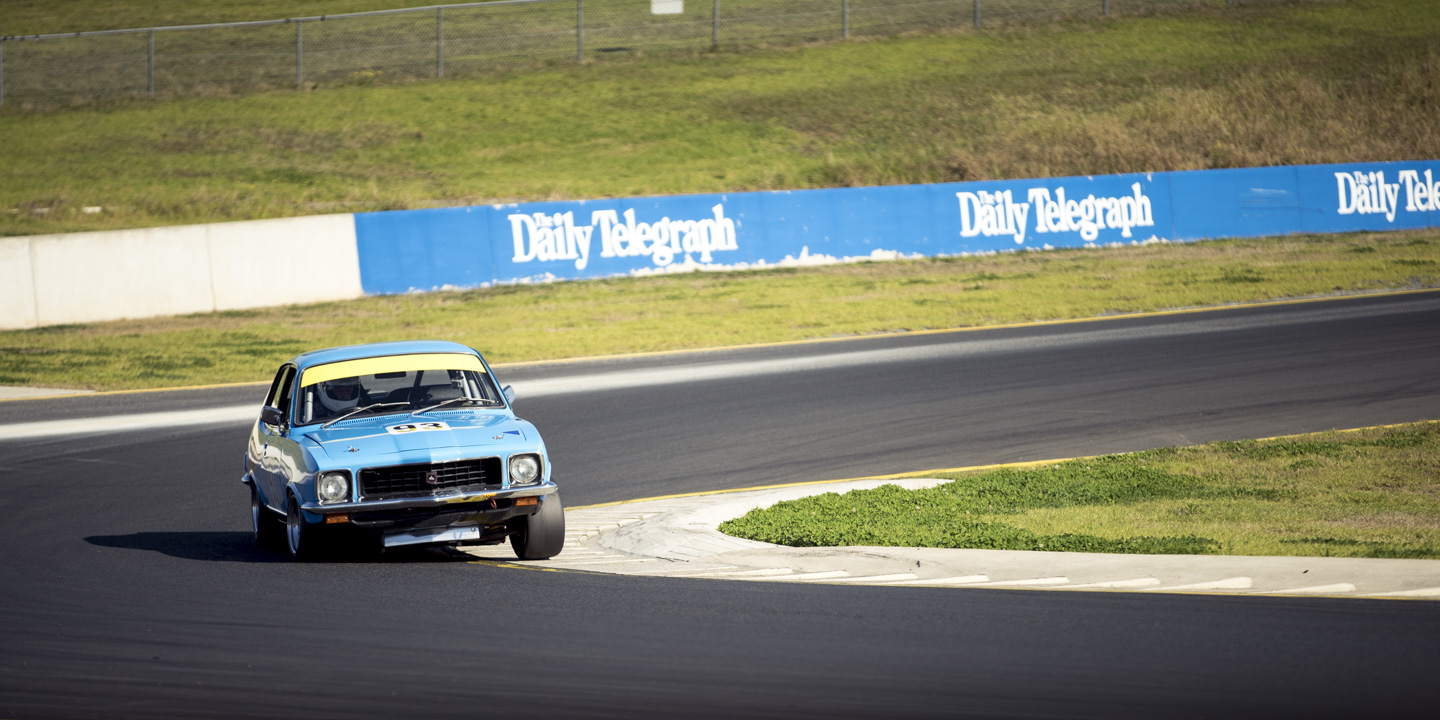 Steve Axisa and the LJ XU-1 Torana