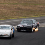 Heritage Touring Cars at the 2016 Muscle Car Masters by Matthew Hill