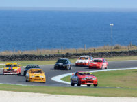 Engines Firing for the 2017 Phillip Island Classic