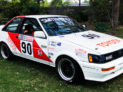 Ex-Toyota Team Australia AE86 Group A Toyota Corolla Coupe Joins Heritage Touring Cars Series
