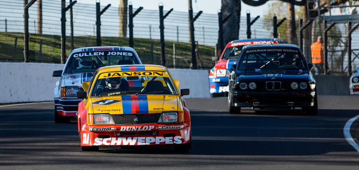 Records Fall as Legends of Bathurst Return to The Mountain