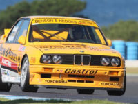 Ex-Longhurst/Cecotto Benson & Hedges BMW E30 M3 Set for Speed Festival