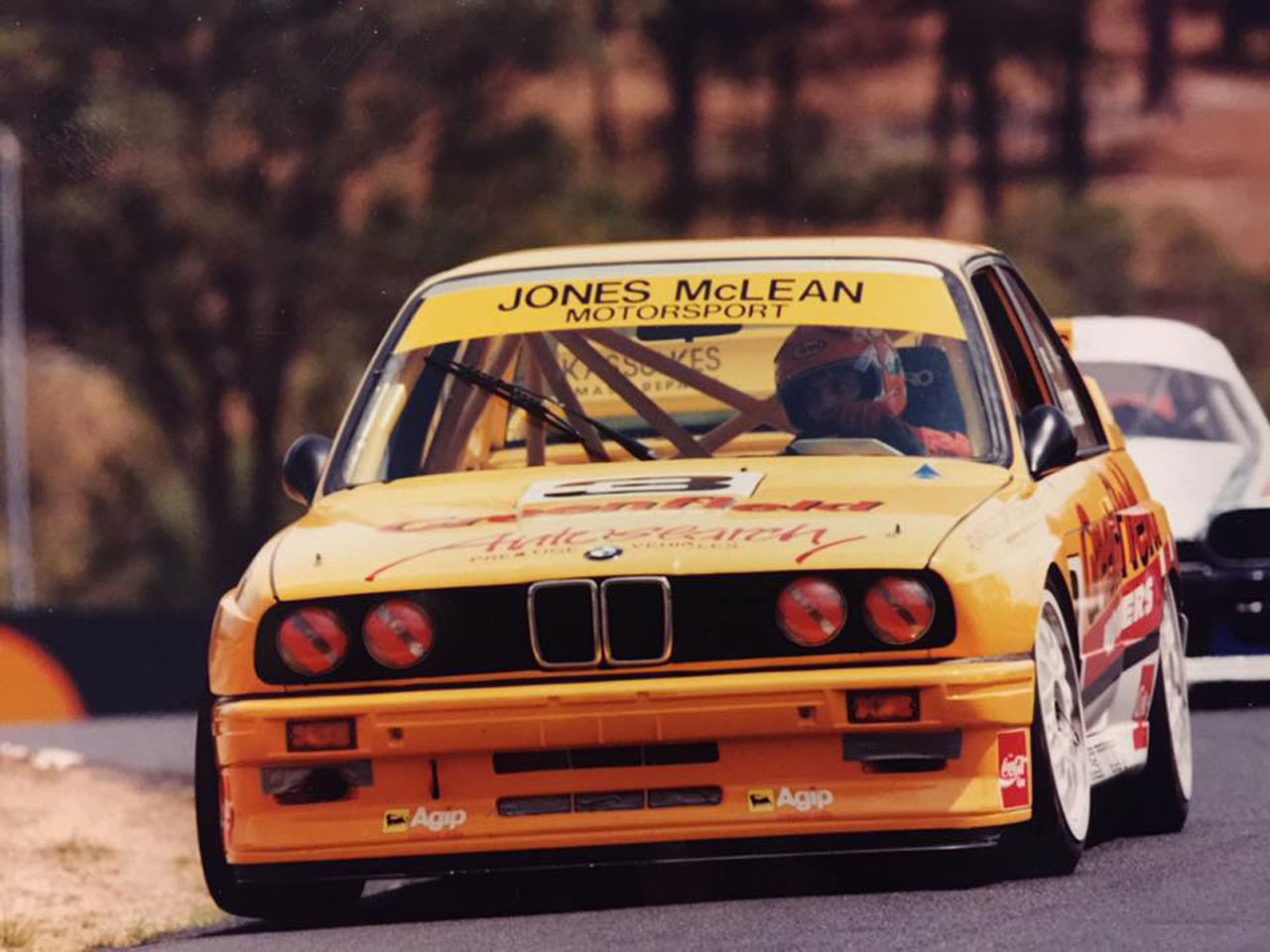 Benson & Hedges BMW M3