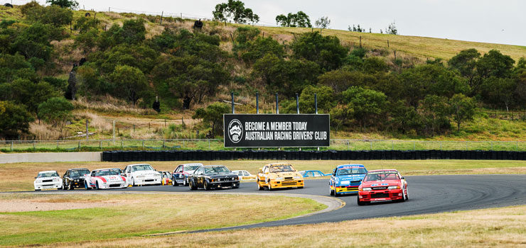 Stacked Entry of Iconic Race Cars Prepares for Sydney Classic Speed Festival