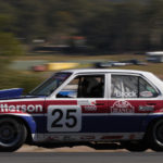 Heritage Touring Cars at the 2017 Lakeside Classic