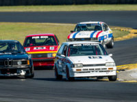 Wrapping Up the 2017 Heritage Touring Cars Season at Muscle Car Masters