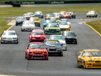 The 2018 Heritage Touring Cars Series Roars to Life